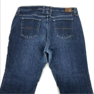 Lucky Brand Jeans - Lucky Brand Ginger Boot Denim Jeans Blue Pants